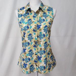 3/$20 Cabi sleeveless blouse